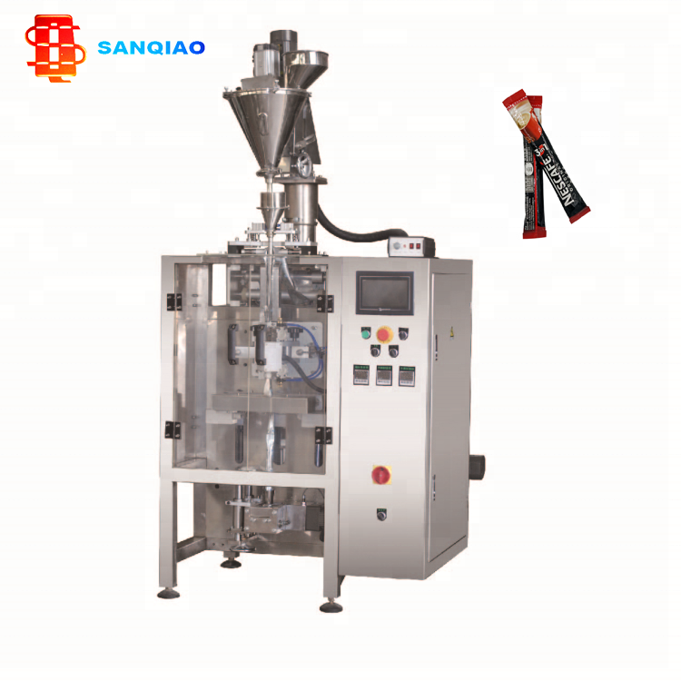 Chinese Single-row Back-sealed Strip Bag Automatic Packaging Machinery