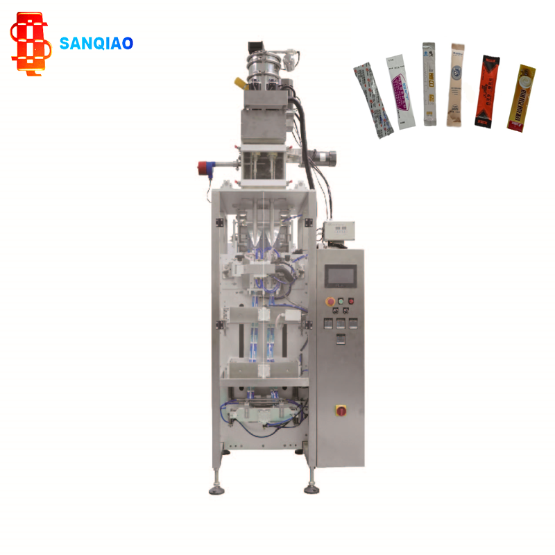 Food Price Sachet Powder Automatic Pouch Packing Machine